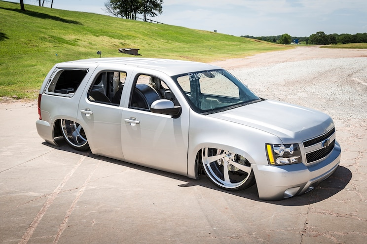 2011 Chevy Tahoe- Game Changer