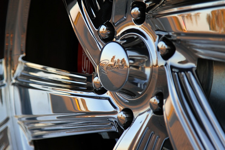 2012 Chevy Silverado- El Jefe