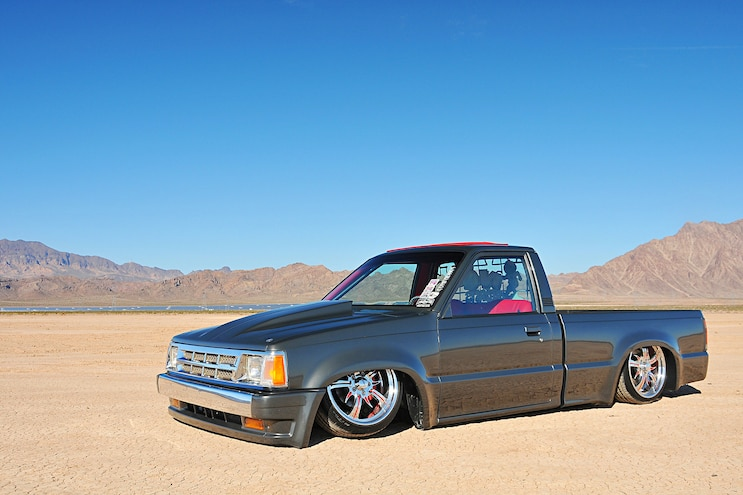 1987 Mazda B2000- Couples Therapy
