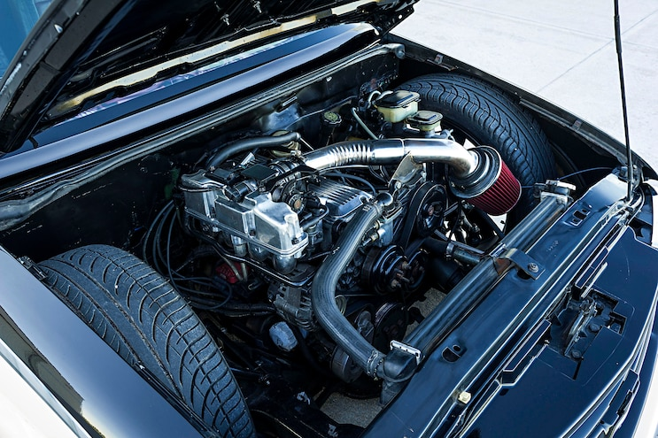 1994 Chevy S10 Engine