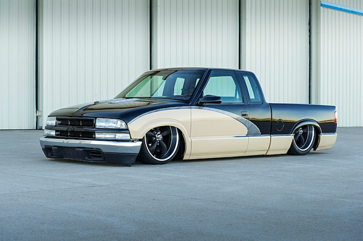 1994 Chevy S-10- Modern-Day Throwback