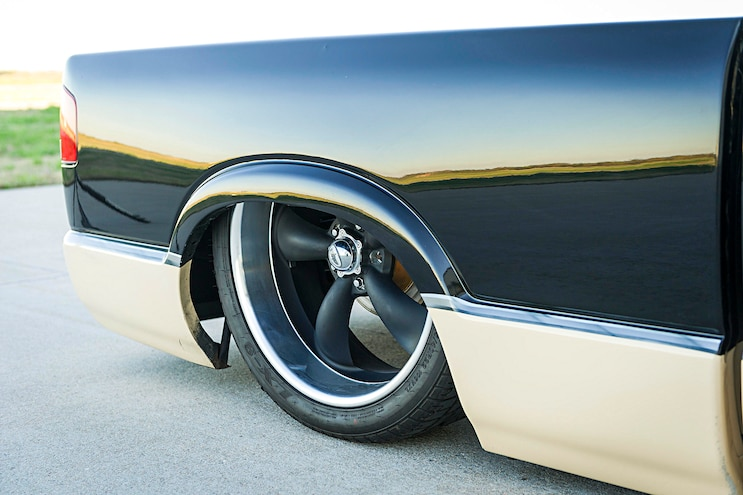 1994 Chevy S10 Wheel