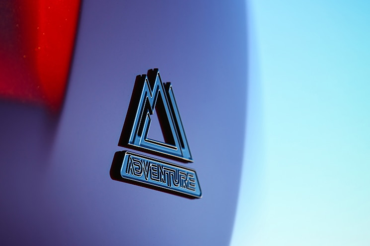 2018 Toyota Rav4 Adventure Exterior Logo