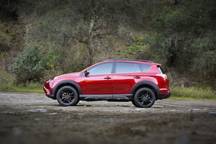 2018 Toyota RAV4 Adventure Starts at $27,700