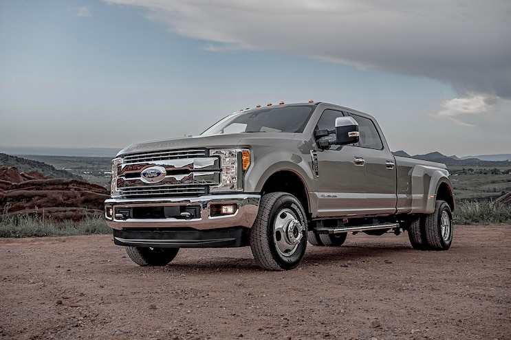 1 Ton Challenge Competitors Ford F350