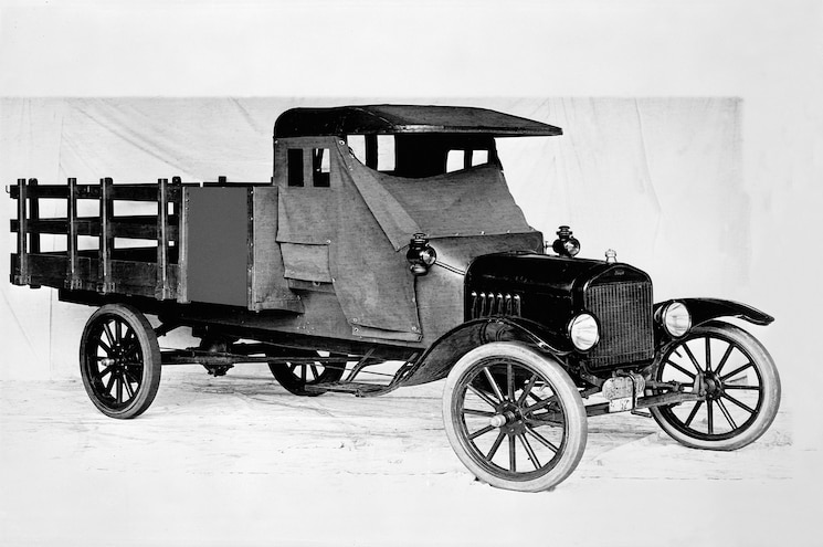 Ford Trucks is 100 Years Old