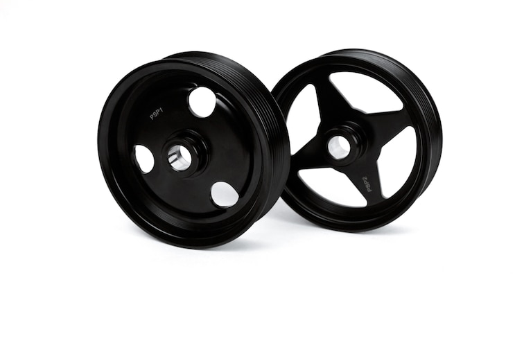 Prod Work Truck Pulley