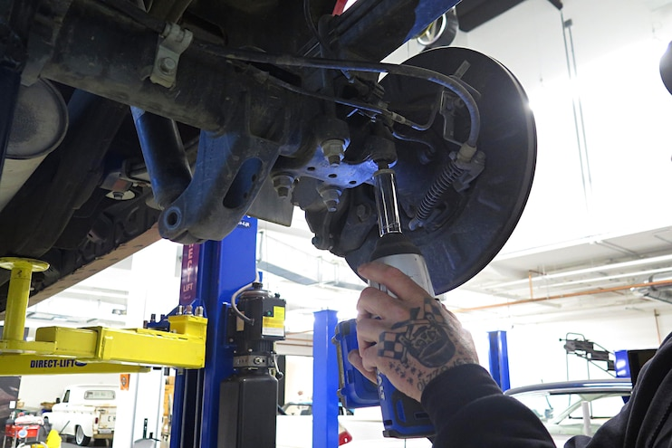 ReadyLift 4 Inch Suspension System 020