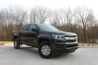 2017 Chevrolet Colorado Wt A Case For The Midsize Truck That S Enough But Not Too Much