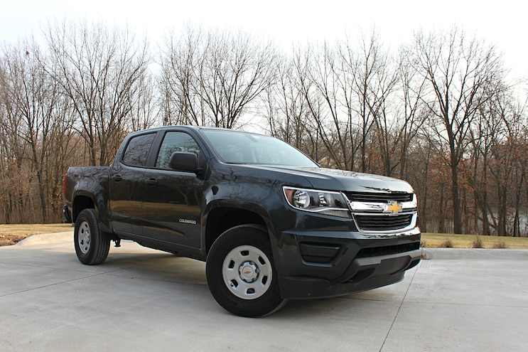 2017 Chevrolet Colorado WT: A Case for the Midsize Truck that's Enough, But Not Too Much