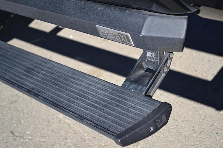 Dark Knight 2015 Ford F 350 Amp Steps