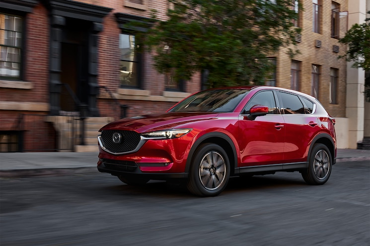 Mazda Plans to Introduce Compression-Ignition Gas Engine in 2019