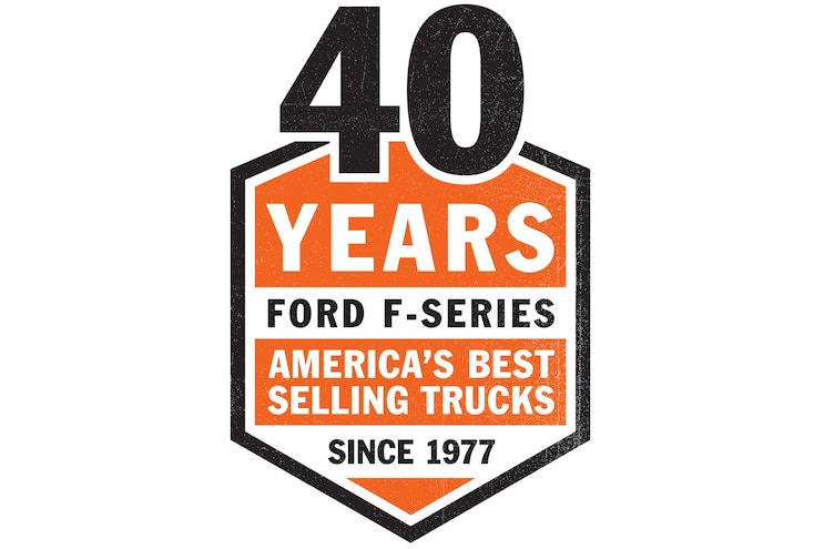 Auto News 8 Lug Work Truck Ford 40 Years Best Selling Truck Super Duty