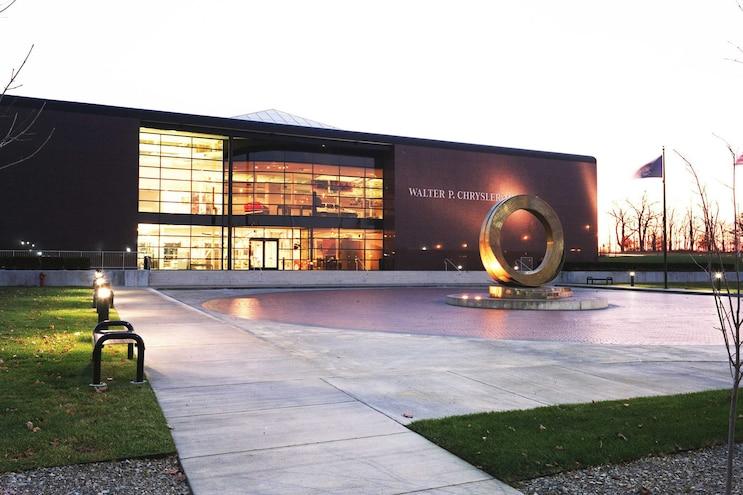 Auto News 8 Lug Work Truck Walter P Chrysler Museum Closed
