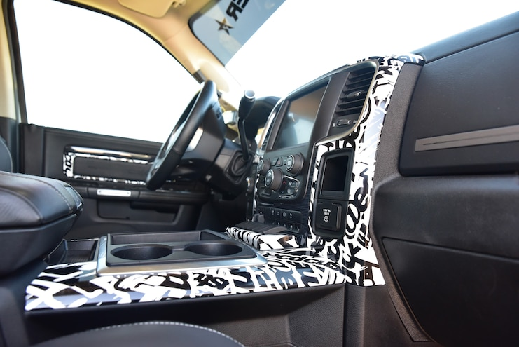 Project Mega Limitless Interior Steering