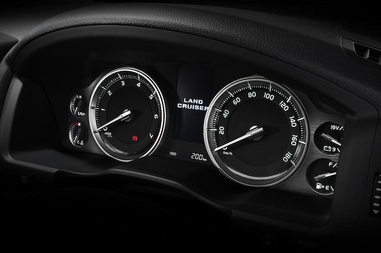 2016 Toyota Land Cruiser 200 Japan Spec Instrument Cluster