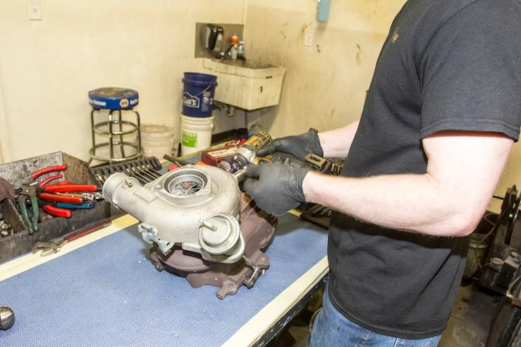 006 Fleece Performance Lb7 Duramax Cheetah Turbo Build