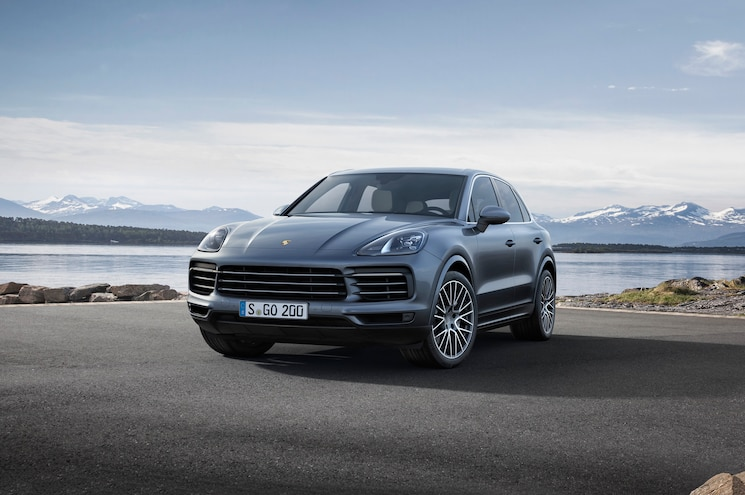 First Look — 2019 Porsche Cayenne and Cayenne S