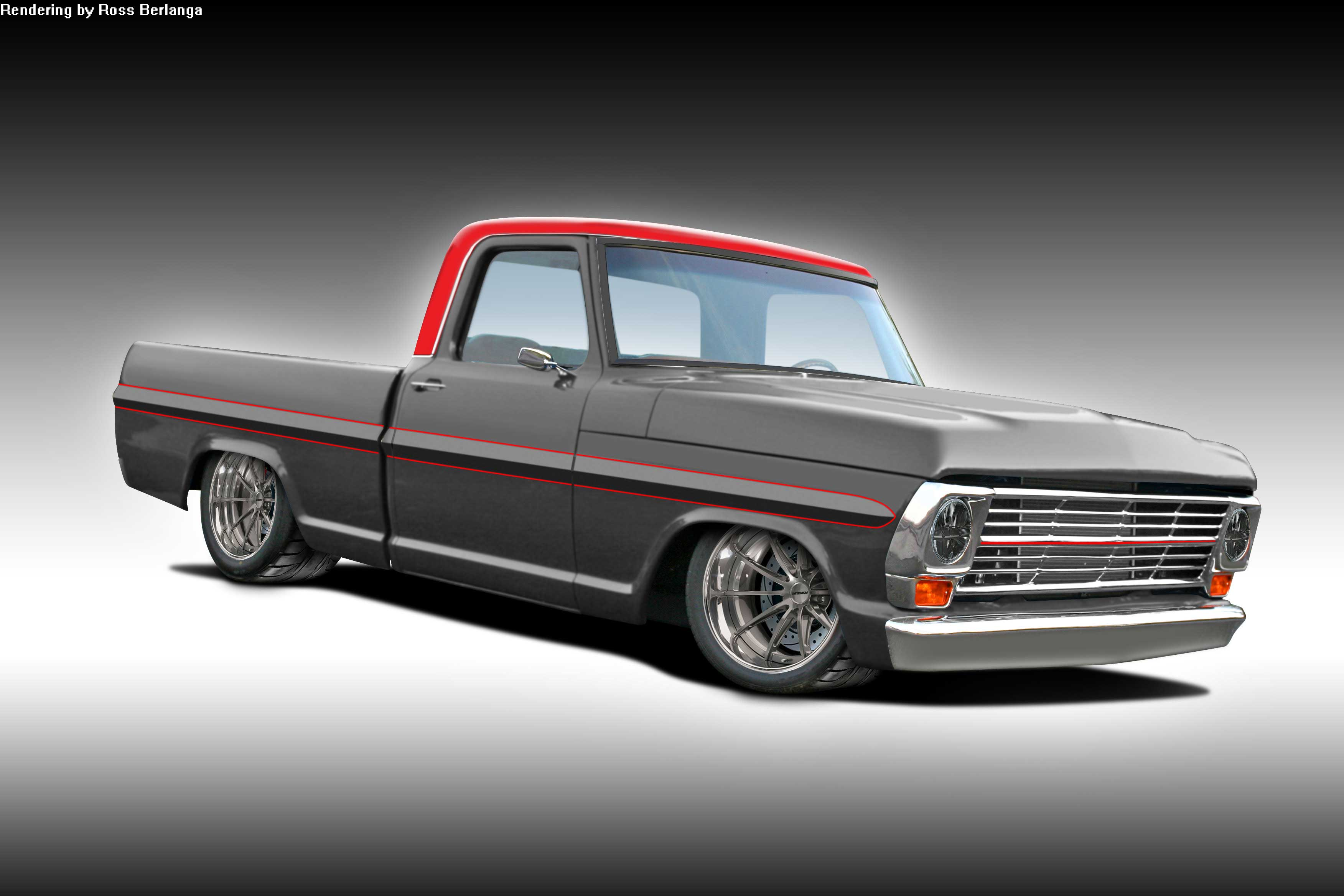 1967 Ford F 100 Project Speed Bump Part 1