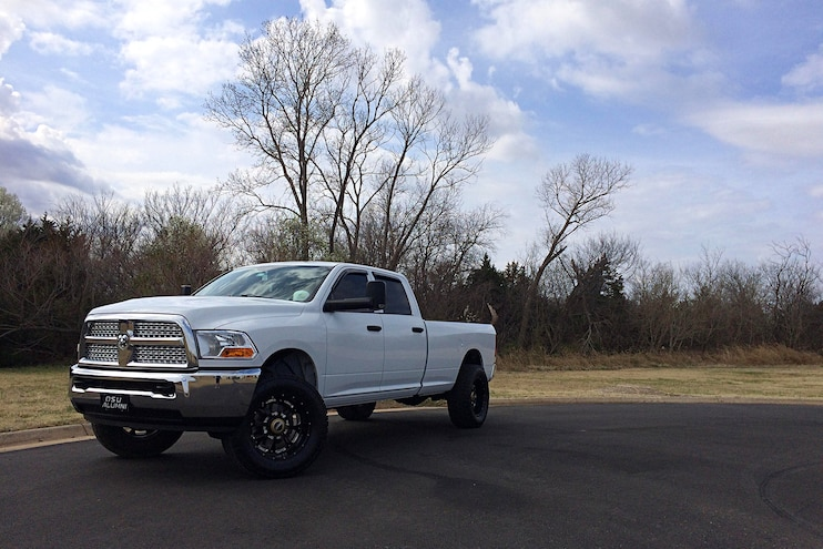 Readers Diesels White Ram