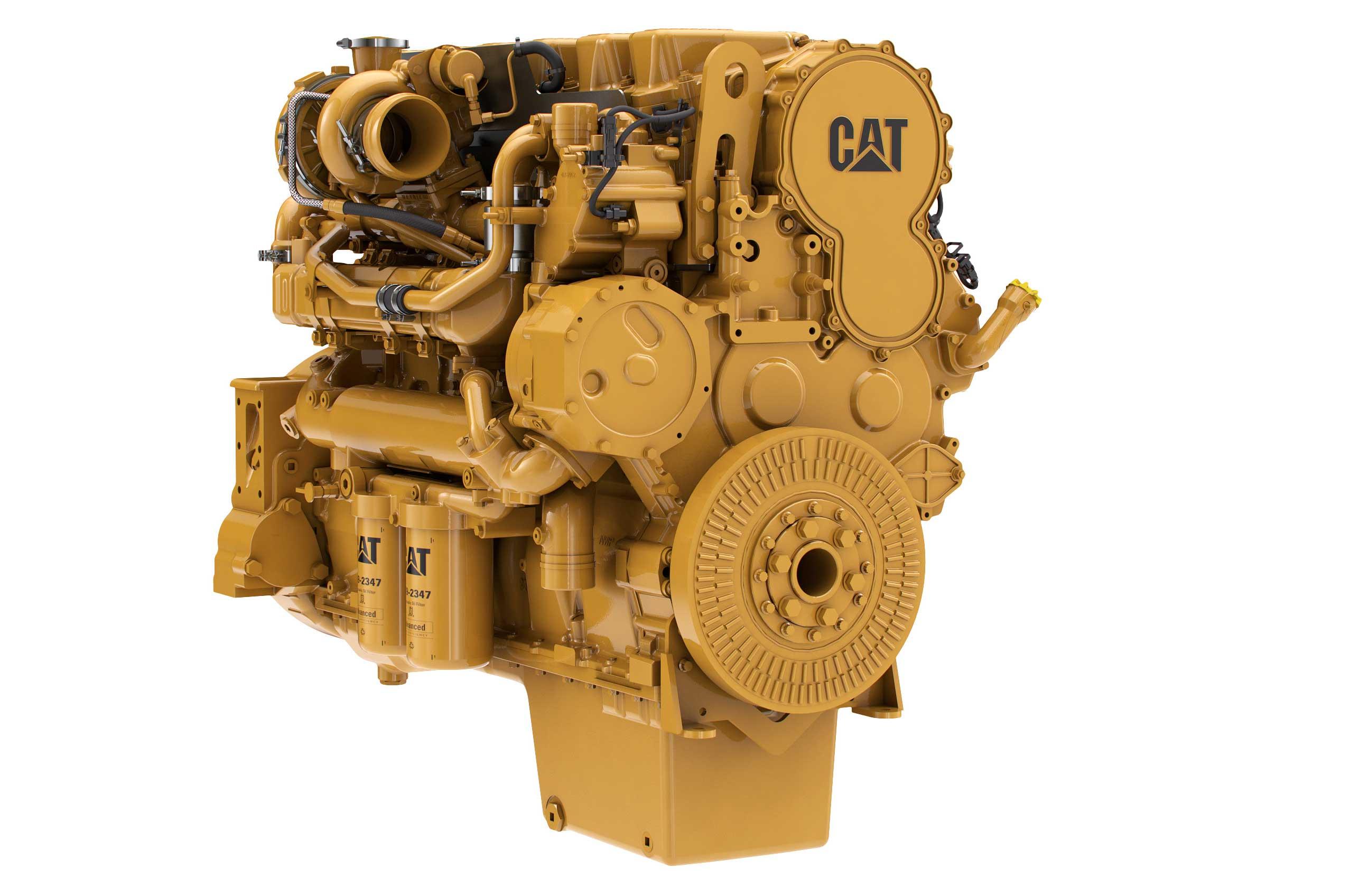 Hammel VB 1500 Shredder with Dual CAT C18 Diesel Engines
