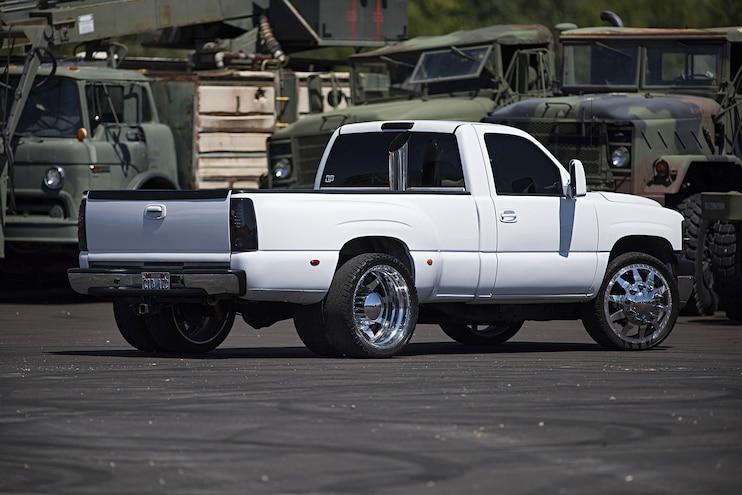 001 2003 Silverado 2500hd