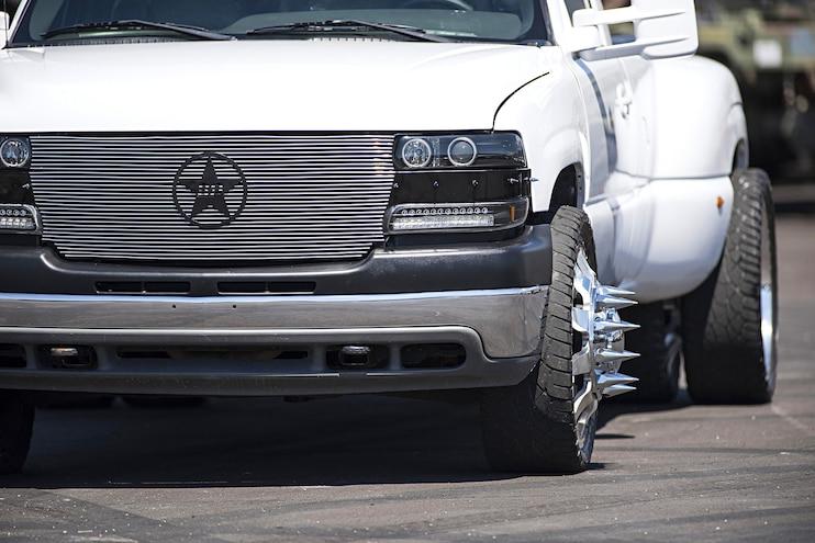 003 2003 Silverado 2500hd