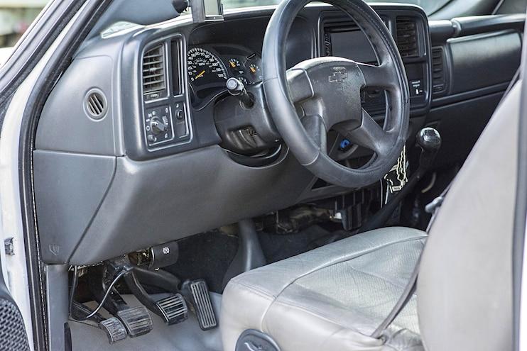 012 2003 Silverado 2500hd