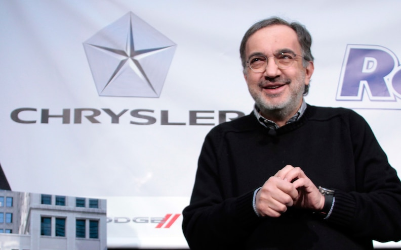 Fiat Chrysler CEO Sergio Marchionne Falls Ill, Mike Manley Named Successor