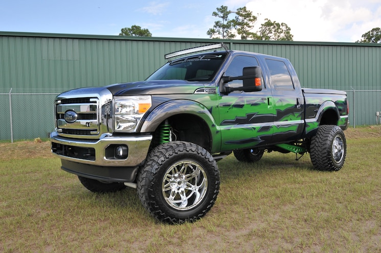 2011 Ford F-250: Visual FX's Work Truck, Fun Truck, and Business Essential