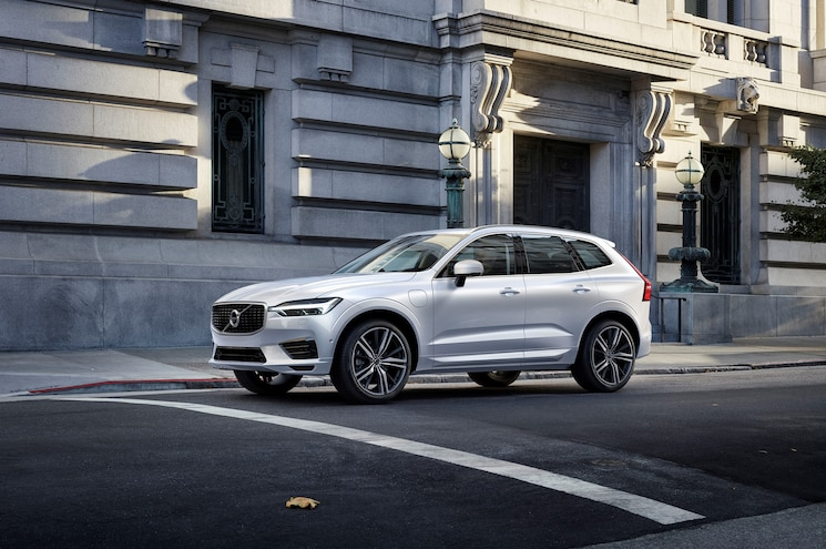 Volvo Announces U.S. Pricing for 2018 XC60