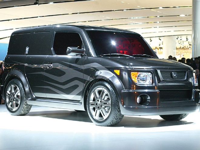 Honda Element And Scion XB Will Not Be Released Anytime Soon >> Mt News December 2003 Toyota Scion Xb Dilemma Mini