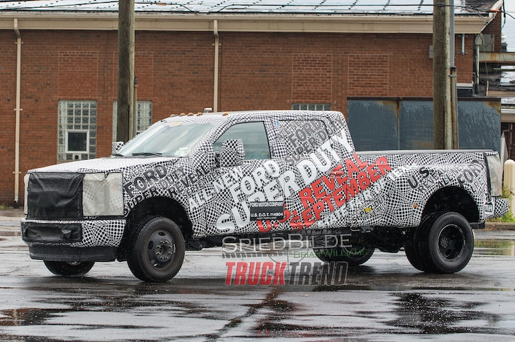 Rumor Rundown: What's Next for the 2017 Ford F-Series Super Duty
