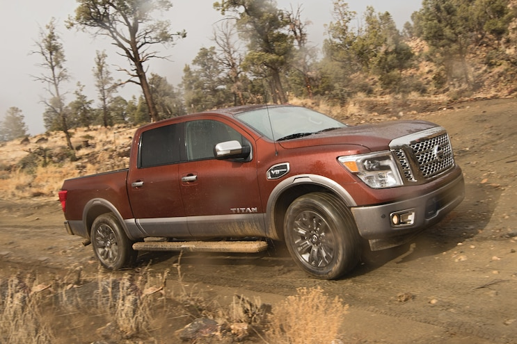 2017 Pickup Truck of the Year: 2017 Nissan Titan