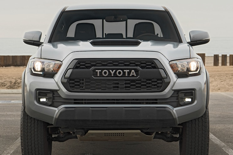2017 Pickup Truck Of The Year Toyota Tacoma Trd Pro Front