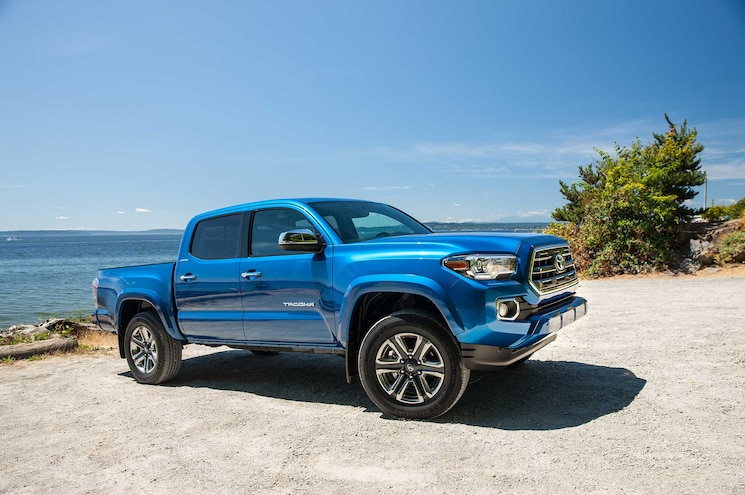 First Drive: 2016 Toyota Tacoma