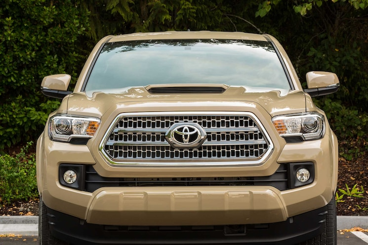 2016 Toyota Tacoma TRD Sport Front Grille