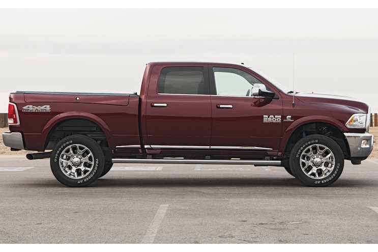 2017 Pickup Truck Of The Year Ram 2500 Off Road Side