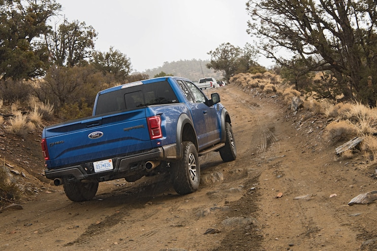 2017 Pickup Truck Of The Year Ford F150 Raptor