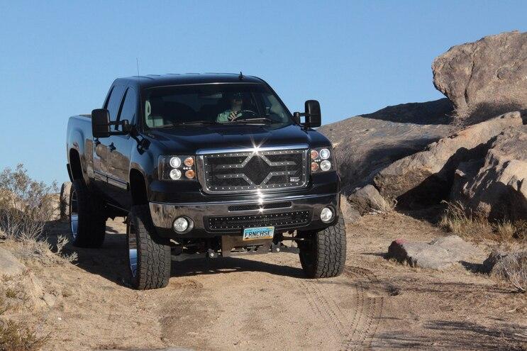 2009 GMC Sierra 2500hd 004
