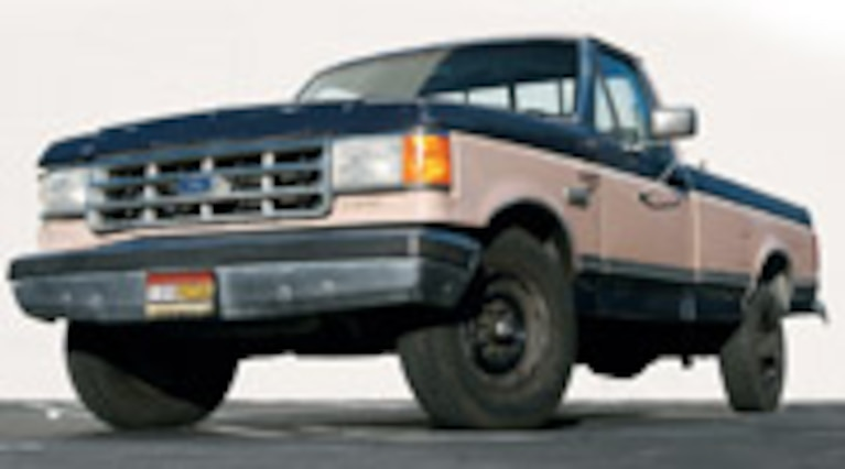 1987 Ford F250 - ZF Five Speed Transmission - Diesel Power MagazineTruck Trend