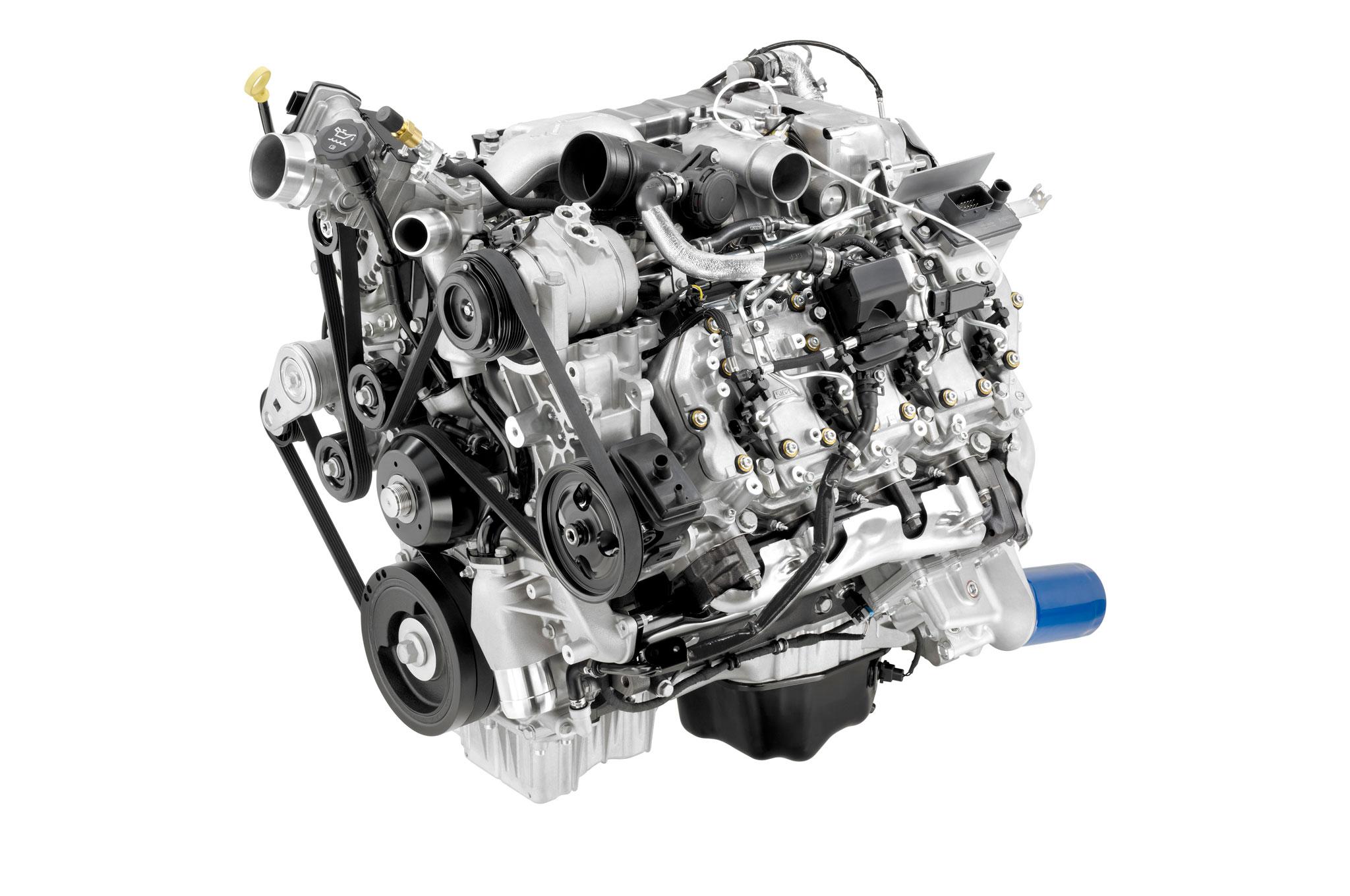 The General Motors Duramax Engine Through History
