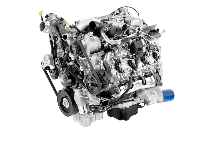 2013 General Motors Duramax Lgh