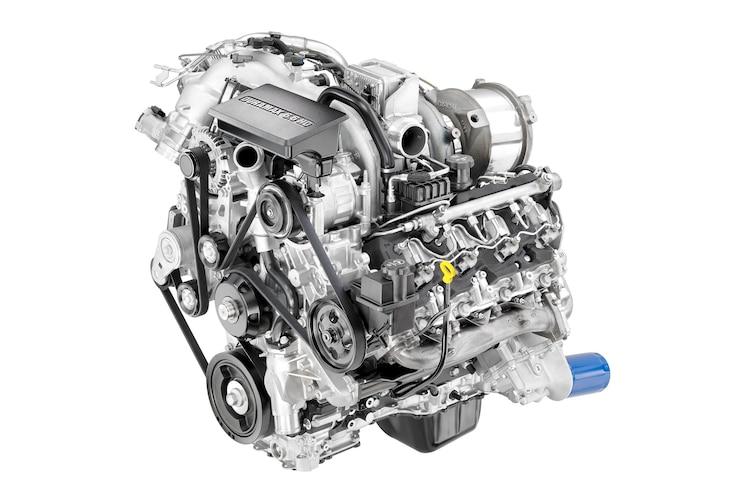 2017 General Motors Duramax L5p