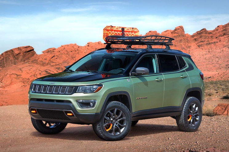 2017 Jeep Compass Trailpass Concept Easter Jeep Safari