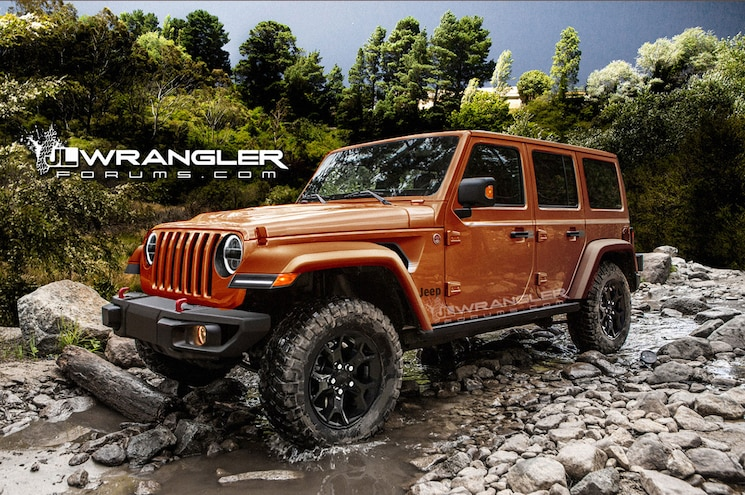 2018 Jeep Wrangler JL Alleged Options List Leaked – Diesel, Gas, and Hybrid?