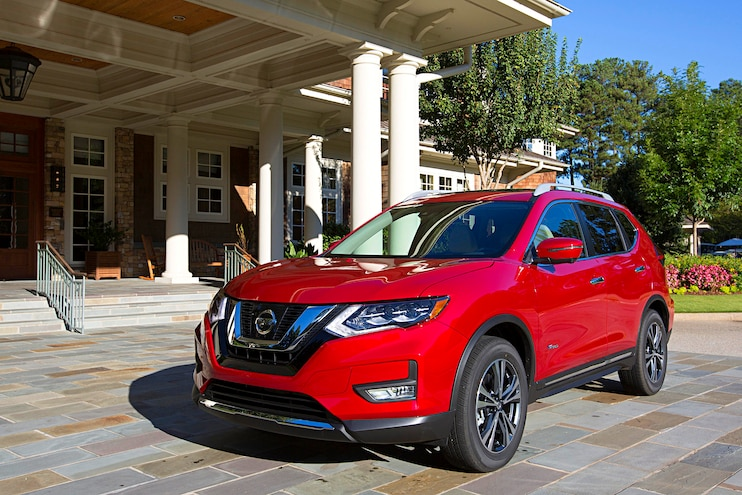 First Drive: 2017 Nissan Rogue Hybrid