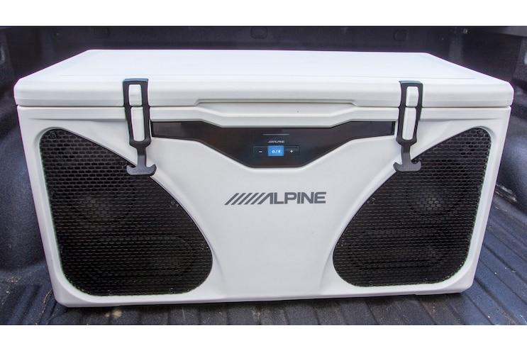 Tested: Alpine's ICE Bluetooth Cooler