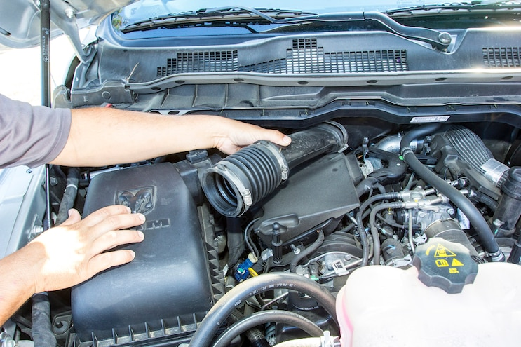 Ecodiesel S B Filters Intake Install 003