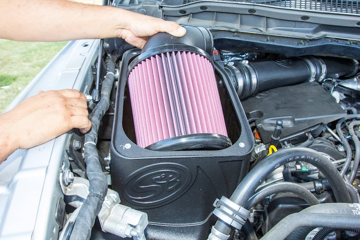 Ecodiesel S B Filters Intake Install 009